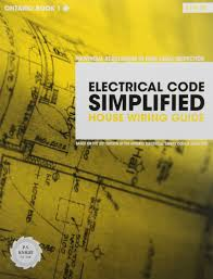 electrical code simplified ontario book 1 house wiring guide