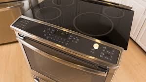 Electric Induction Cooktop Reviews Ge Phs920sfss Induction Range Review Cnet