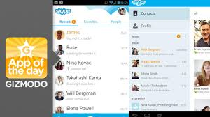 skype android app skype 4 0 for android same skype totally new app