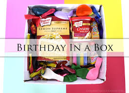 food gifts to send send a birthday in a box for those special birthdays you wish you