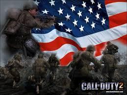 call of duty 2 american wallpaper image reinhardt1800 mod db