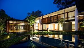 Home Lighting Design In Singapore by These Homes In Singapore Are Indisputably The Gems Of Singapore