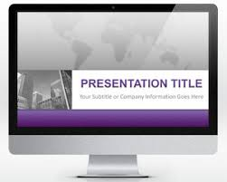 widescreen corporate business powerpoint template 16 9