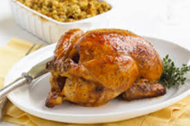 whole cooked turkey whole oven barbecued chicken recipe kraft canada