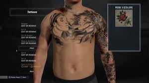 nba2k17 sick tattoos tutorial youtube