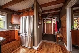 Yankee Furniture Barn Moose Ridge Lodge Post And Beam Rustic Entry Portland Maine
