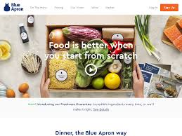 blue apron and hellofresh are at subscale to expensive see