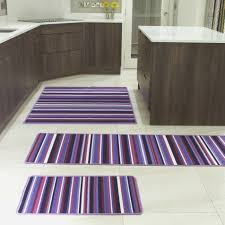 Black And White Striped Kitchen Rug Cool Striped Kitchen Rug 50 Photos Home Improvement