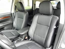 2015 mitsubishi outlander interior 2015 mitsubishi outlander is perfectly middle of the road u2013 aaron