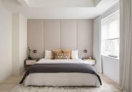 chambre contemporaine blanche chambre à coucher contemporaine 55 designs élégants blanc