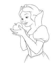 9 images snow white coloring pages 21 snow white