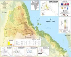 africa map eritrea eritrea in 1987 map eritrea africa mappery
