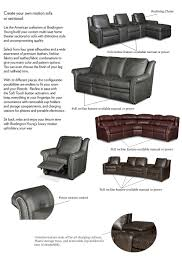 BradingtonYoung Luxury Motion FurnitureMade In The USA - What is a motion sofa