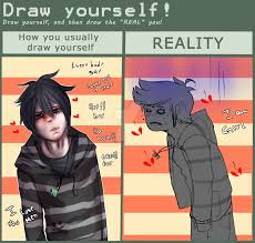 Meme Yourself - draw yourself meme by lasky111 on deviantart