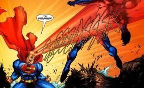 happen black bolt screamed front superman due