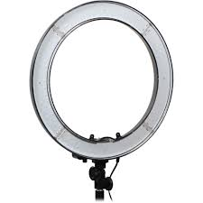 circle light for video smith victor led ring light 19 401611 b h photo video