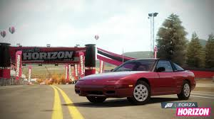custom nissan 240sx forza horizon cars