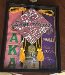 graduation shadow box cap and gown make this graduation display see this instagram photo by