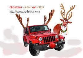 car reindeer antlers reindeer car antlers home