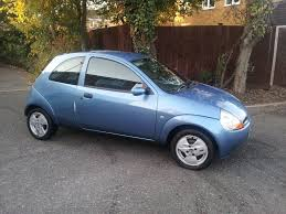 ford ka for sale low mileage 60000 no mot in huntingdon