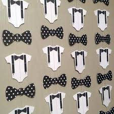 bow tie themed baby shower gentleman hat and bow tie suit centerpieces search baby
