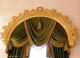 Curtain Designs For Arches 326 Best Pelmets U0026 Window Coverings Images On Pinterest Window