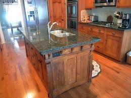 custom made kitchen islands custom built kitchen island corbetttoomsen
