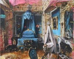 chambre d h e chantilly chambre de la duchesse daumale château de chantilly by gerard