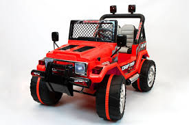 toddler motorized car jeep wrangler style 12v kids ride on car mp3 battery powered