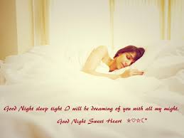 Sweet Lovely Quotes by Night Quotes Pictures Images Graphics For Facebook Instagram