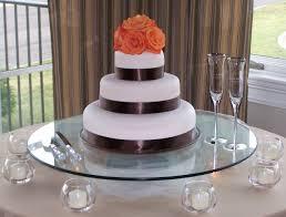 champagne fondant wedding cake beth ann u0027s