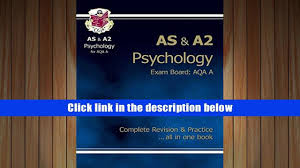 download as a2 level psychology aqa a complete revision practice