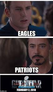 Memes Super Bowl - super bowl lii in a nutshell imgflip