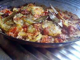cuisiner chair à saucisse recette de gratin depommes de terre tomates et chair à saucisse