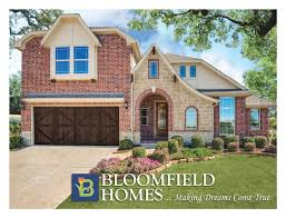 new home floorplans new home floor plans home builder in dfw bloomfield homes