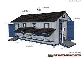 chicken coop designs large 12 garden plans large chicken coop