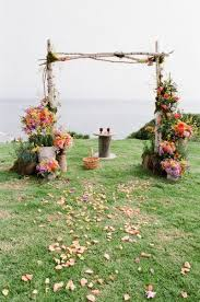 Wedding Arches Decorated With Burlap Outstanding Wedding Arbor Diy 1000 Images About Arch On Pinterest
