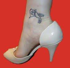 prince tattoo ankle tattoo ideas for girls