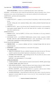 Resume Examples For Caregivers by Fundamentals Of Nursing