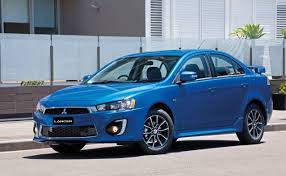 blue mitsubishi lancer 2016 mitsubishi lancer on sale in australia from 19 500