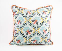 Nursery Decorative Pillows Honeybee Decorative Pillow Cover Cushions Nursery Décor