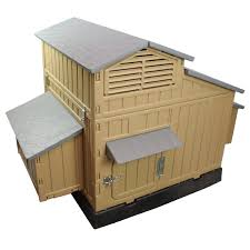 hen dra topic plastic chicken coop and run