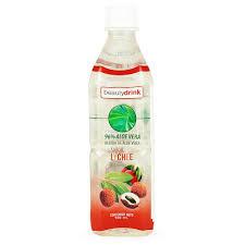 lychee juice aloe vera drink lychee beauty drink 500ml buy whole foods