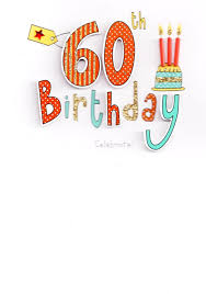 60th birthday handcrafted special greeting card cards love kates