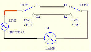 3 way switch electrical diagram how to wire a three way switch