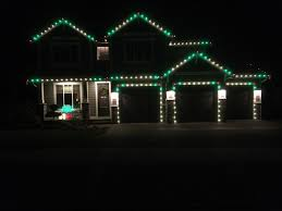 Christmas Lights On House by Calypso Window Washing Lights Up Your Holidays Lewistalkwa