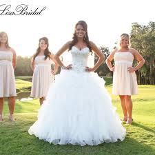 Princess Wedding Dresses Aliexpress Com Buy Elegant New Princess Wedding Dress 2017
