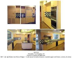 1950s Metal Kitchen Cabinets The Average Price Of Premium Vintage Steel Kitchen Cabinets In