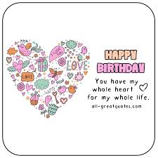 happy birthday animated love birthday card for facebook