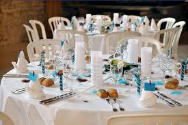 idee decoration mariage idée déco table mariage